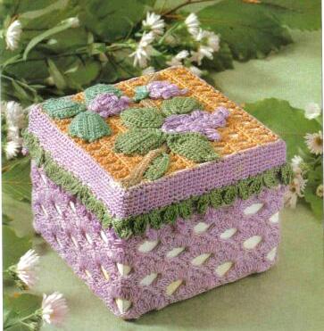 Вязание для дома схемы.