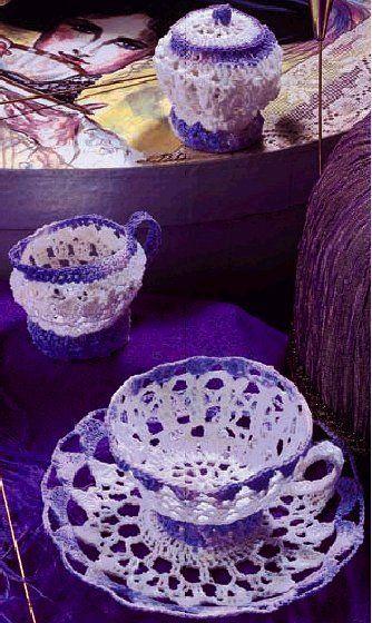 схемы для вязание беретов.