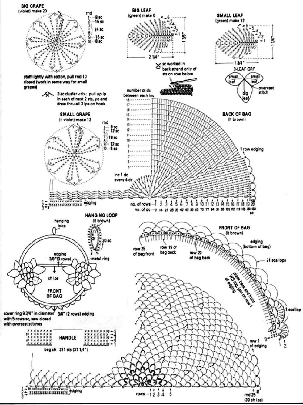 Схема Вам понадобится: пряжа Esterlina 5 (в мотке 230 м) - 4. какие есть...
