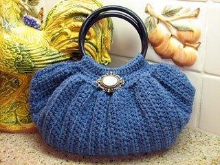 Фотография 3 - Вязаные сумки - Модные сумки - Фотоальбомы - Модные.