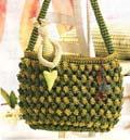Три красивые сумки / Вязание крючком.