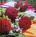 Вязаные крючком цветы. автор. цветы вязаные крючком со схемами бесплатно.